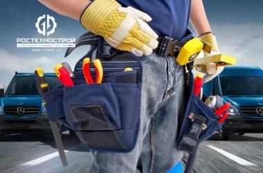 Новинка! Выездная сервисная служба -  ремонт строительного оборудования