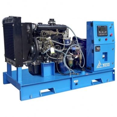 Дизельный генератор ТСС АД-25С-Т400-1РМ5