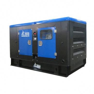 Дизельный генератор ТСС АД-24С-Т400-1РПМ18