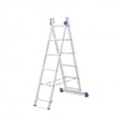 Двухсекционные лестницы-стремянки