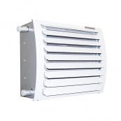 Водяные тепловентиляторы большой мощности КЭВ-120Т5W2