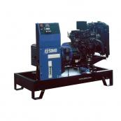 Дизельная трехфазная генераторная установка PACIFIC I T20HK