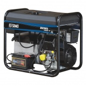 Дизельный генератор DIESEL 15000TE XL C