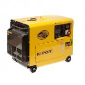 Дизельный генератор Kipor KDE6700T3