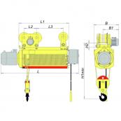 Таль электрическая - Т-200
