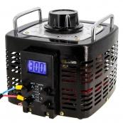 Автотрансформатор ЛАТР SUNTEK 5000 ВА диапазон 0-300 Вольт (20А)