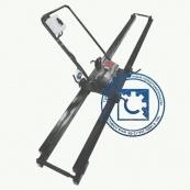 Виброрейка для укладки бетона РВК ВР 3.5/6Б бензиновая