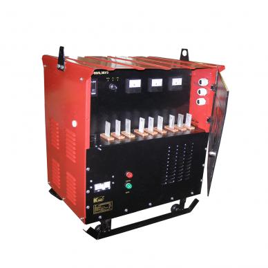 Трансформатор для прогрева бетона ТСДЗ-80 А (С автоматикой)