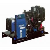 Дизельная трехфазная генераторная установка PACIFIC I T12HK