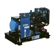 Дизельная однофазная генераторная установка PACIFIC I T12KM