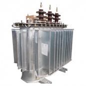 Масляный силовой трансформатор  ТМГ 25 кВА оцинкованный