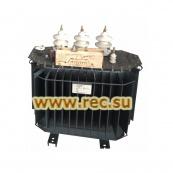 Масляный трансформатор силовой ТМГ11 100 кВА